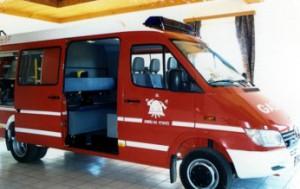 Orodno vozilo GVV-1