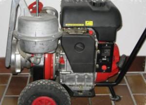 Črpalka za črpanje meteorne vode